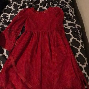 Other - Girls red dress